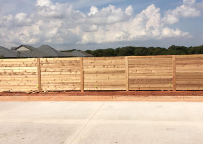 Horizontal-cedar-fence-edmond-ok