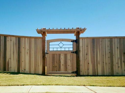 Custom Fence Gallery