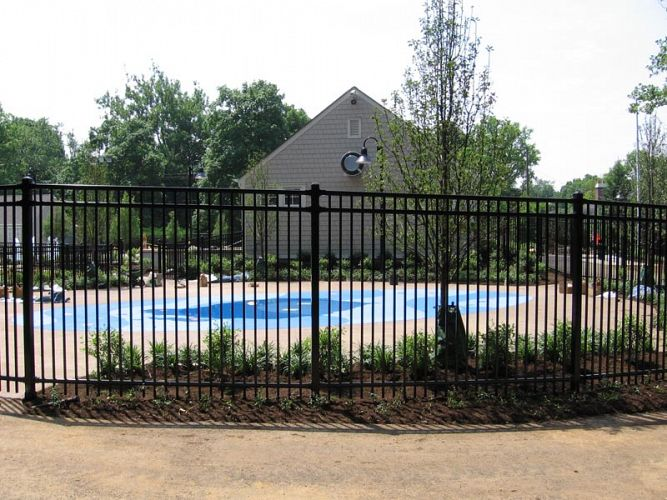 Aluminum Fence Styles Offered In Oklahoma City