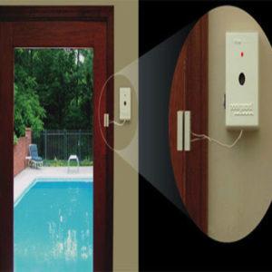 Standard Backdoor Alarm For Pool Safety
