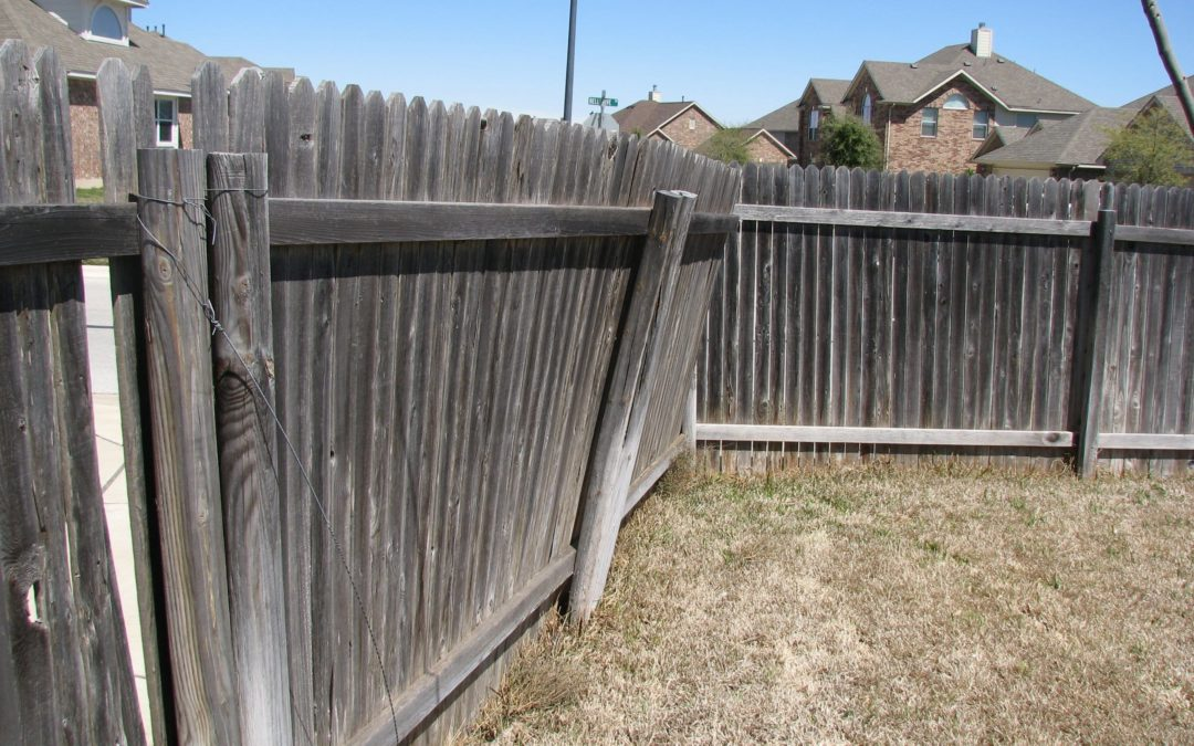 Should I Repair Or Replace My Fence