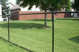 Chain Link Fence Installation In Central Oklahoma Fence Okc
